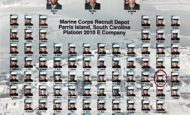 Calling all Marines!