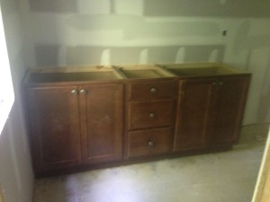 Master Bathroom (double bowl vanity)