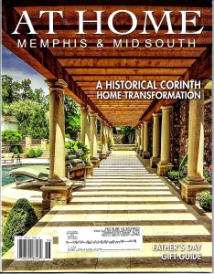 At Home Memphis & Mid South Cover June 2015