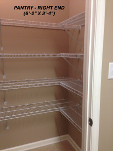 PANTRY RIGHT SIZE